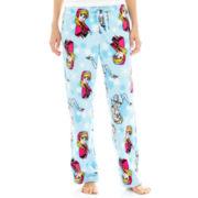 Disney Frozen Fleece Sleep Pants - Juniors