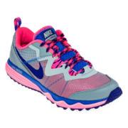 Nike® Dual Fusion Trail Womens Running Shoes