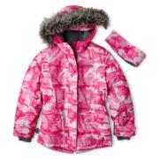 ZeroXposur® Nora Snowboard Jacket - Girls 6-16