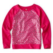 Total Girl® Graphic Sweatshirt - Girls 6-16 and Plus