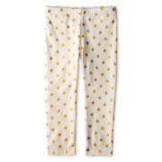 Okie Dokie® Classic Leggings - Girls 2t-6