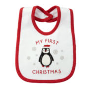 Carter's® Baby's First Christmas Bib – One Size