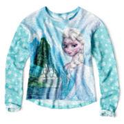 Disney Frozen Elsa Sweatshirt - Girls 7-16