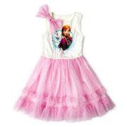 Disney Frozen Anna and Olaf Dress - Girls 7-16