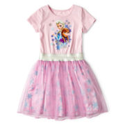Disney Frozen Sister Dress - Girls 7-16