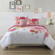 Gwen Floral Comforter Set