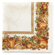 Harvest Set of 4 Napkins