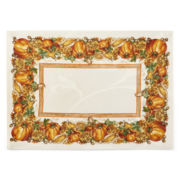Harvest Set of 4 Placemats