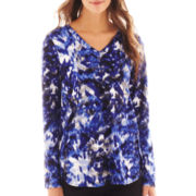 Alyx® 3/4-Sleeve Tunic Top