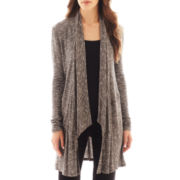 Alyx® Long-Sleeve Open-Front Striped Cardigan Sweater