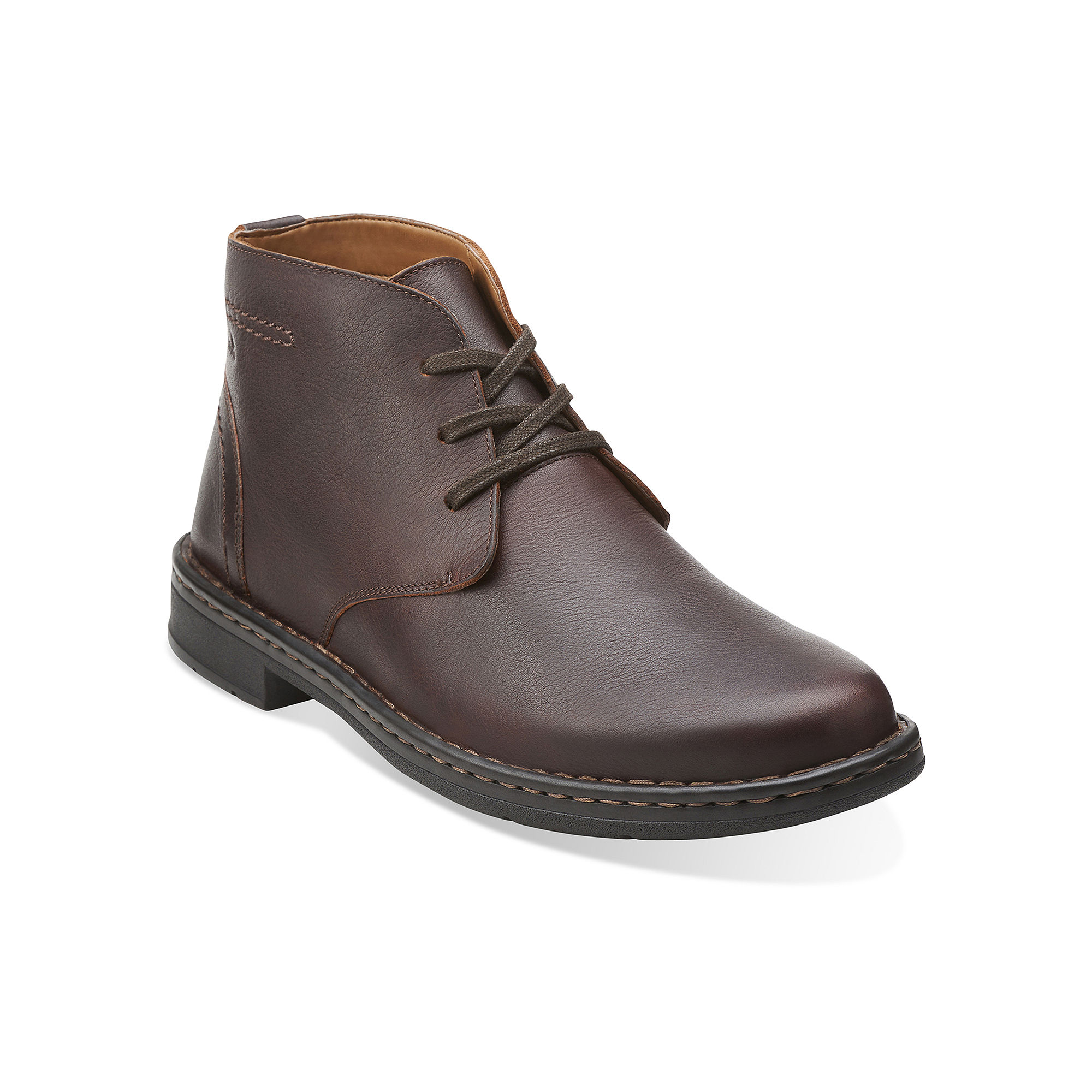 Clarks Kyros Limit Mens Leather Boots