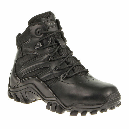 Bates® Delta-6 Mens Side-Zip Work Boots