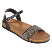 Mixit™ Tri-Color Slide Sandals