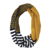 Keds® Rugby Stripe Infinity Scarf