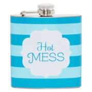 Wembley™ Graphic Flask