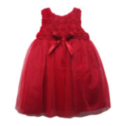 Marmellata Soutache Ballerina Dress - Baby Girls 3m-24m