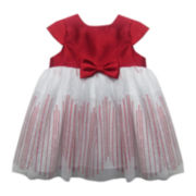 Marmellata Rosette Ballerina Dress - Baby Girls 3m-24m
