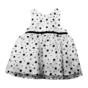 Marmellata Polka Dot Dress - Baby Girls 3m-24m
