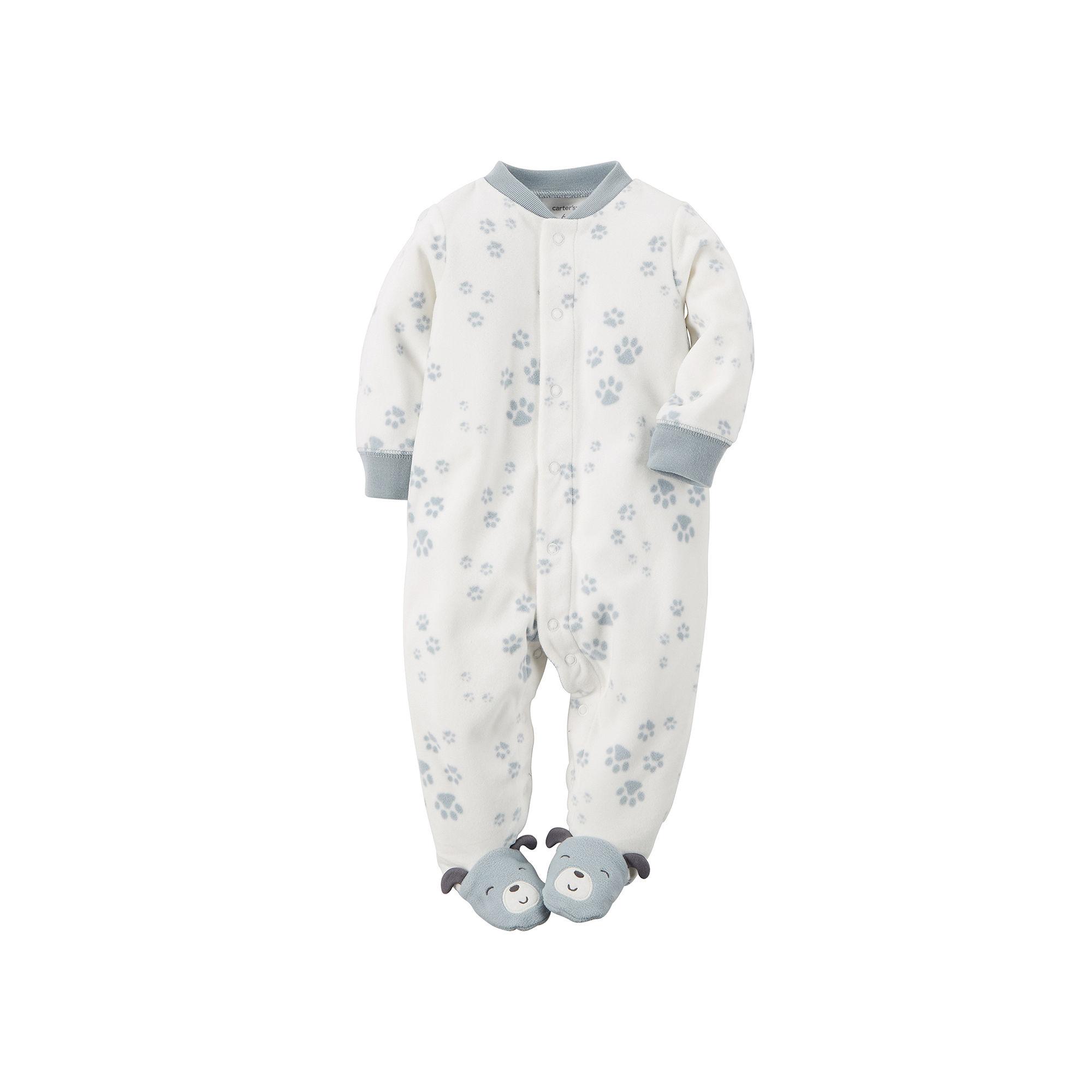 cbf8d9a5d7d1 UPC 888510959212 - Carter s Fleece Puppy Sleep   Play - Baby Boys ...