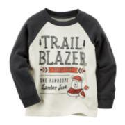 Carter's® Long-Sleeve Trailblazer Tee - Baby Boys 3m-24m