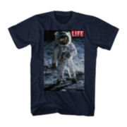 Life® Astronaut Short-Sleeve Graphic Tee