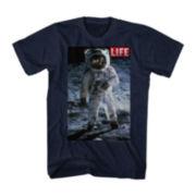 Life® Astronaut Short-Sleeve Graphic Tee