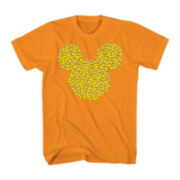 Disney Mickey Mouse Candy Corn Graphic Tee