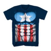 Marvel® I am Captain America™ Graphic Tee