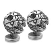 Star Wars™ 3D Death Star Cuff Links