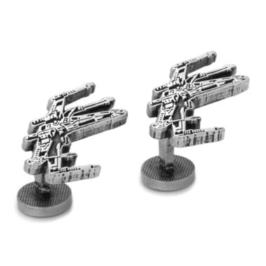 jcpenney.com | Star Wars™ X-Wing Etched Cuff Links