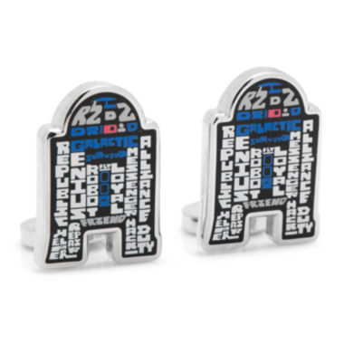 jcpenney.com | Star Wars™ R2D2 Typography Cuff Links