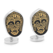Star Wars™ C3PO Typography Cuff Links