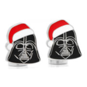 Star Wars™ Darth Vader Santa Hat Cuff Links