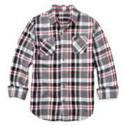 Arizona Flannel Shirt - Boys 8-20 and Husky