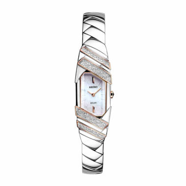 jcpenney.com | Seiko Womens Silver Tone Bracelet Watch-Sup332