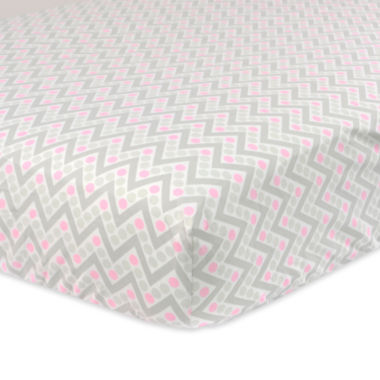 jcpenney.com | Just Born Fitted Crib Sheet