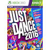 Just Dance 2016 Video Game-XBox 360