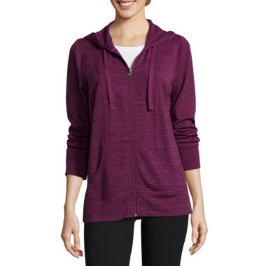 jcpenney.com | Made for Life™ Sweater Jersey Jacket