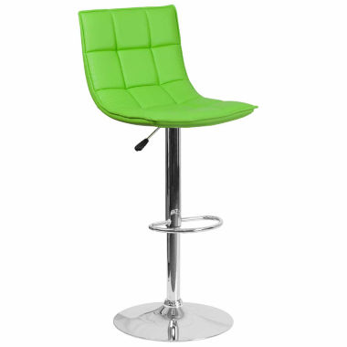 jcpenney.com | Quilted Vinyl Bar Stool