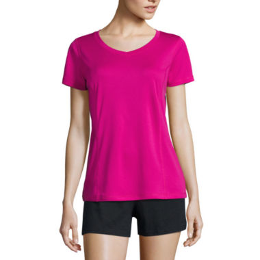 jcpenney.com | Made for Life™ Quick-Dri Performance Tee