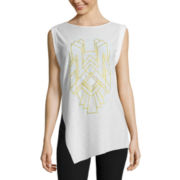 Worthington® Caviar Embellished Tank Top