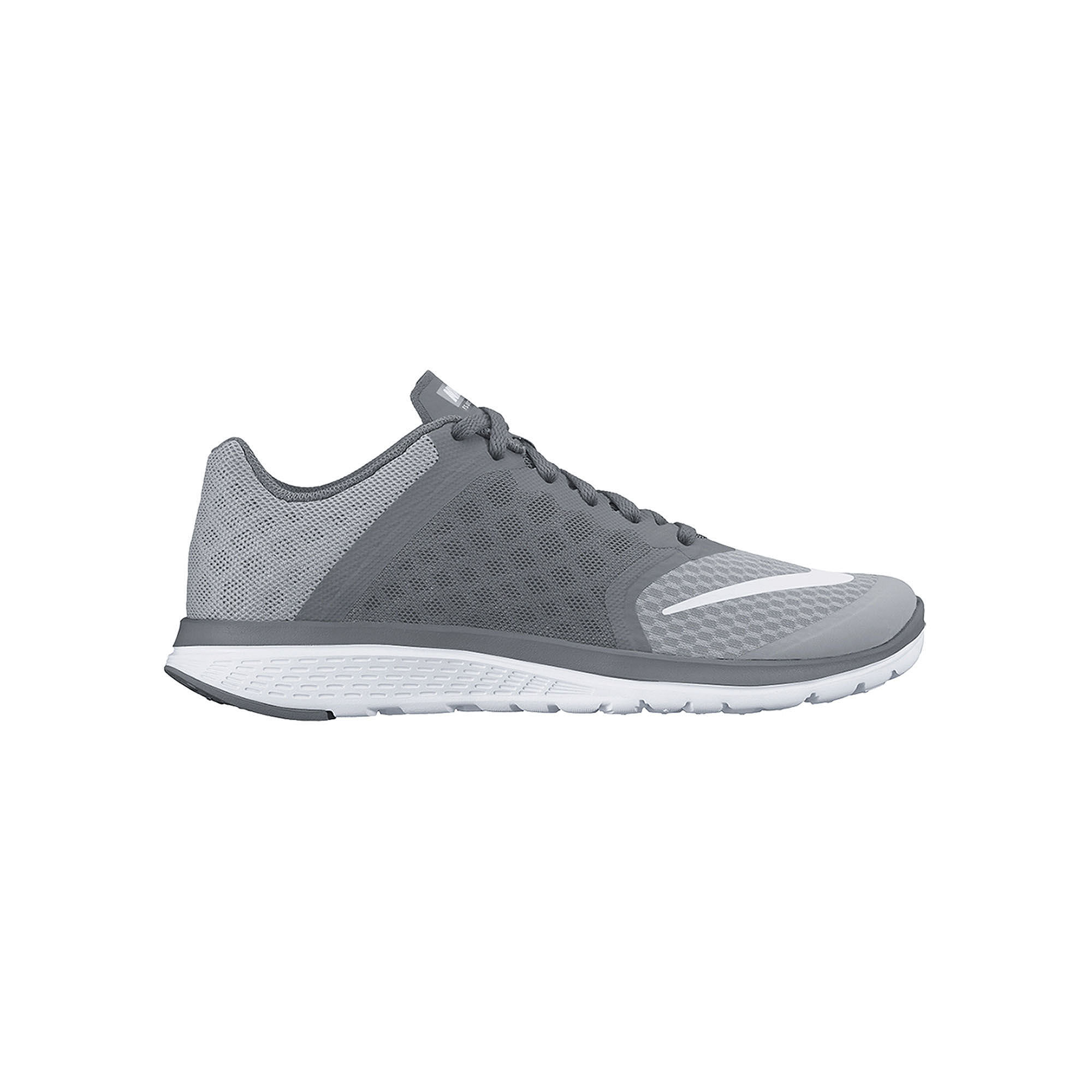 951d11590d8 ... 807144-008 Wolf Grey Mens Us UPC 640135420436 product image for Nike FS  Lite Run 3 Mens Running Shoes