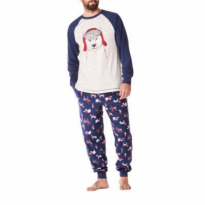 #Famjams Woodland Creatures Family Pajama Set- Men's