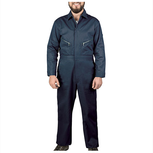 Walls Long Sleeve Workwear Coveralls