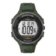 Timex® Expedition Mens Digital Chronograph 20ATM Sport Watch