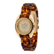 Hello Kitty® Tortoise Print Watch