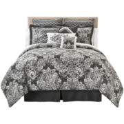 Marquis by Waterford® Dakota 4-pc. Comforter Set & Accessories