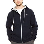 Champion® Full-Zip Fleece Hoodie