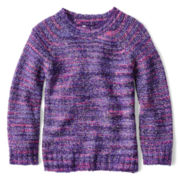 Joe Fresh™ Crewneck Sweater - Girls 1t-5t