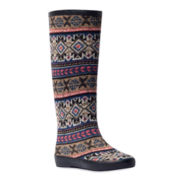 MUKS LUKS® Aubrie Water-Resistant Womens Tall Boots